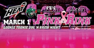Wear Pink to the Rink!