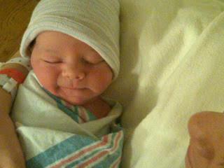 Berkley Robert Walter, one hour old.jpg