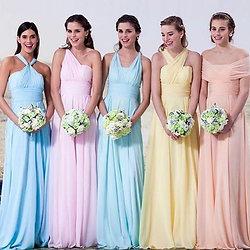 bridesmaid dresses twist and wrap infinity dress