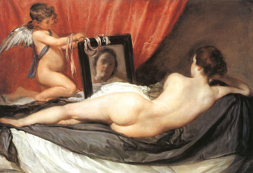 Venus by Diego Velázquez