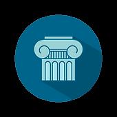 Symbol byggnad fastighetsvärdering