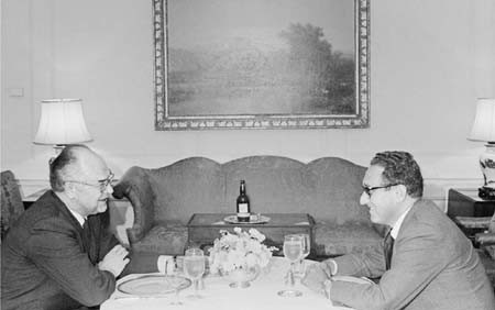 Back-Channel Triumphant: Kissinger, Dobrynin, and the 1972 Treaty on Limiting Anti-Ballistic Missile