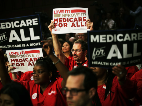 The Need for a Third-Way: Issues Surrounding Medicare-for-All