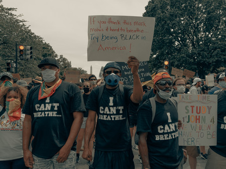 Ideological Tourism: How COVID-19 and Black Lives Matter Exposed Performative Activism