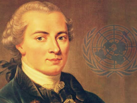 The Kantian Fingerprint on the United Nations' Self Determination of Peoples