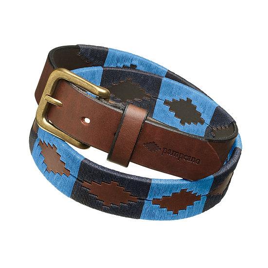 Pampeano Polo Belt - Azules