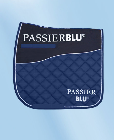 PassierBlu Breathable Saddle Cloth