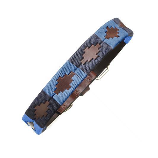 Pampeano Azules Dog Collar