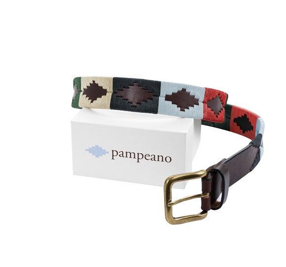 Pampeano Polo Belt - Multi