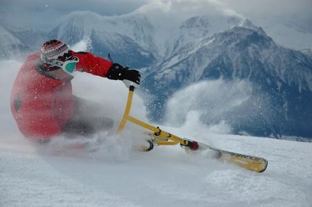 SB134 - snowbike - cruse