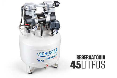 COMPRESSOR SCHUSTER S45 110 V 1 CONS