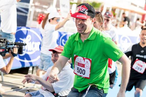 Coca-Cola Inclusion Run