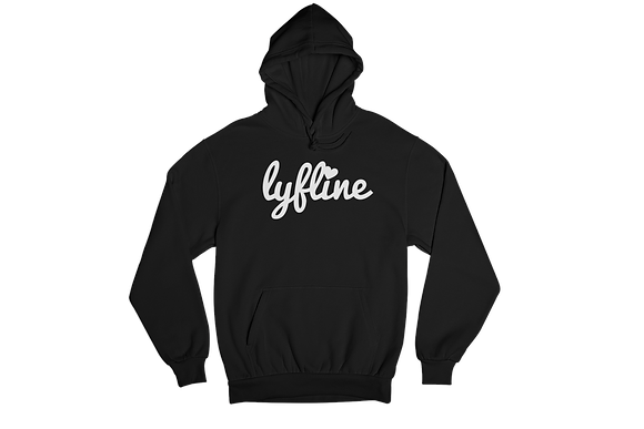 LYF Line Clothing co. Color Hoodie