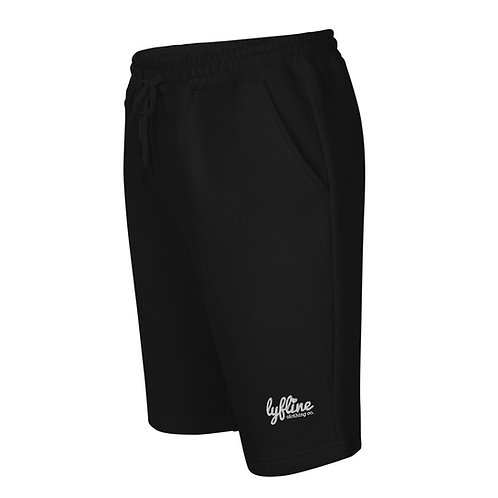 LYF Line Men's fleece shorts