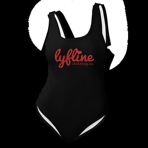 LYF Line One-Piece Swimsuit
