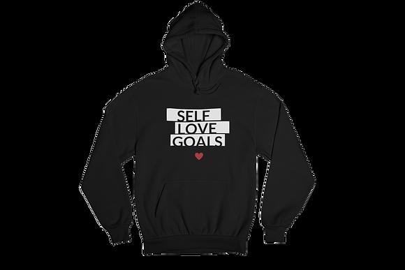 Self Love Goals Hoodies
