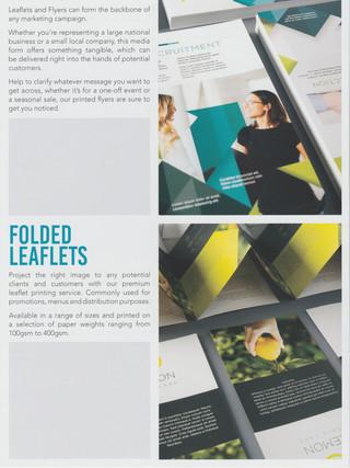 Flyers & Leaflet