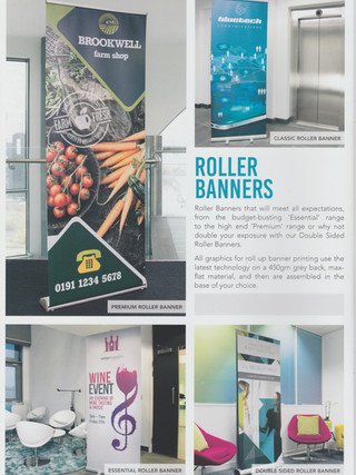 Roll Banners