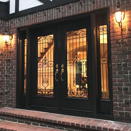 Provia Double Door Installed