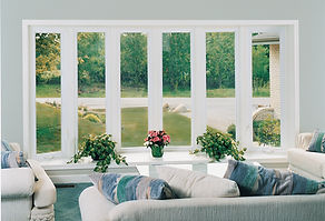 Aspect Bow Window - Casement - Living Ro