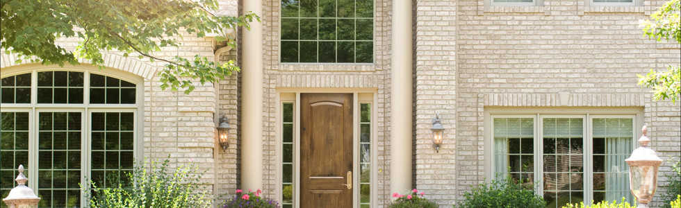 8 ft. Entry Door with Sidelites