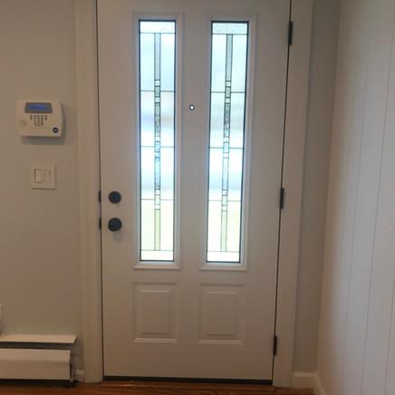 Provia front door installed
