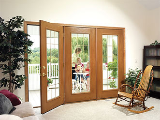 Provia Heritage Patio door
