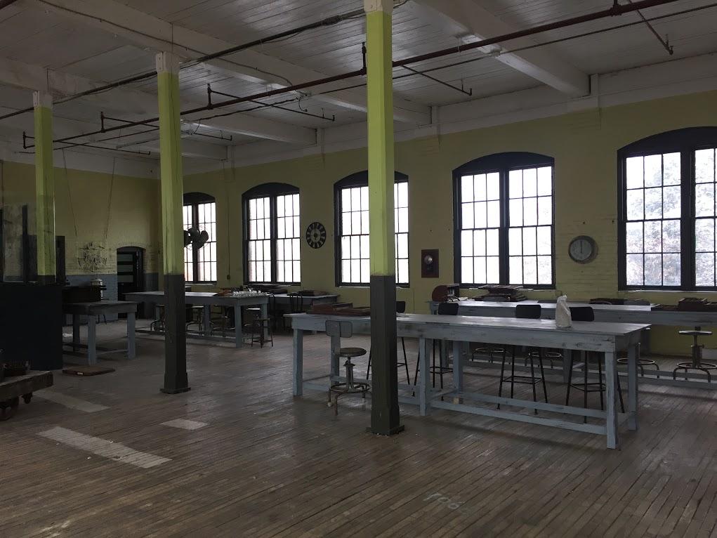 American radium factory set