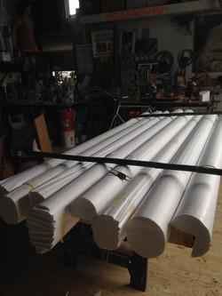 raft fabrication