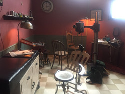 dr office built set