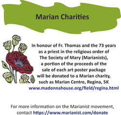 Support of Marian charities