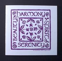 Harmony Notecard