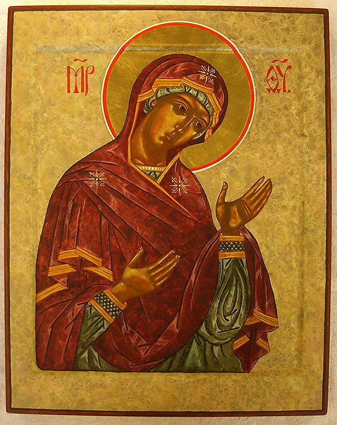 Mary (Theotokos) 2011
