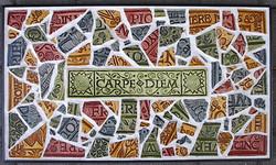Carpe Diem Mosaic