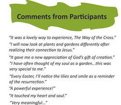 Testimonials for Garden Way
