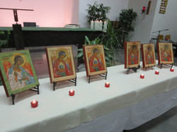 Icon Blessing St. Anne Parish (2014)