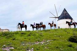 Конные туры в Испании, Андалусия