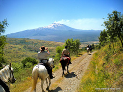 Конные туры в Италии, Сицилия