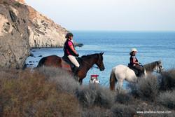 Конные туры в Испании. Андалусия