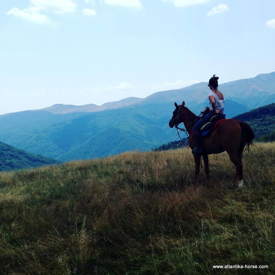 """Конный поход """"Национальный парк Центральный Балкан"""""""