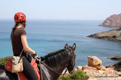 Конные туры в Испании, Менорка