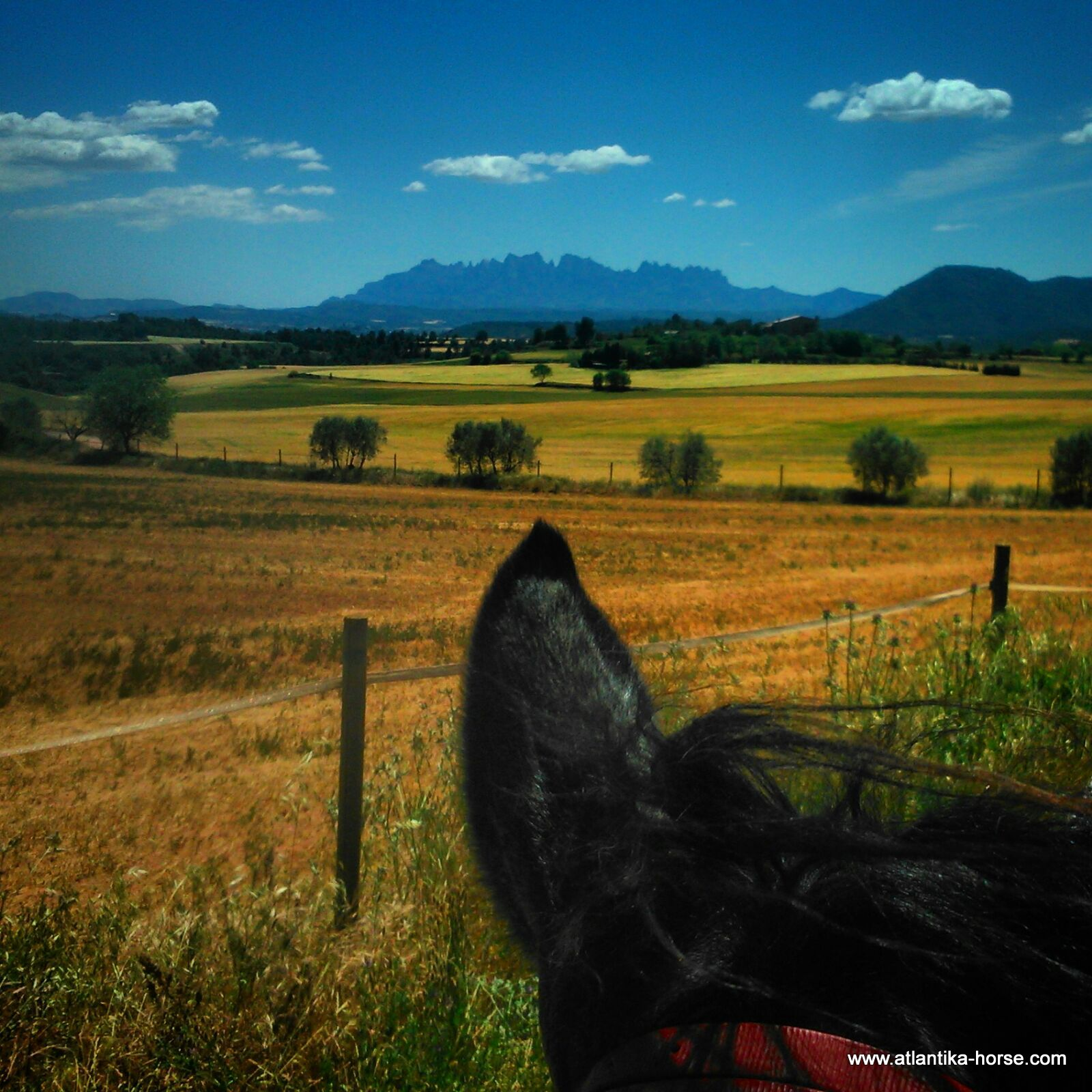 Конные туры в Испании. Пробеги