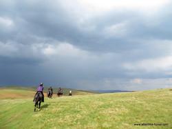 Конные туры в Великобритании, Уэльс