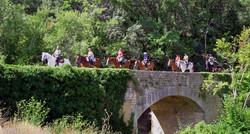 Конные туры во Франции, Прованс