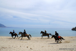 Конные туры в Италии, Сардиния