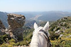 Конные туры в Европе. Греция, Крит.