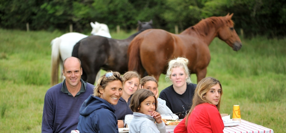 08-Picknick mit Pferden_01_Motiv für Dru