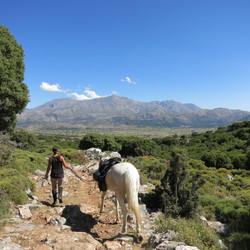 Конные туры в Греции, Крит