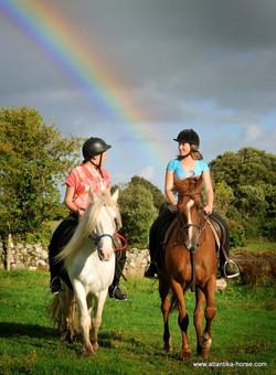 Конные туры в Ирландии, кросс
