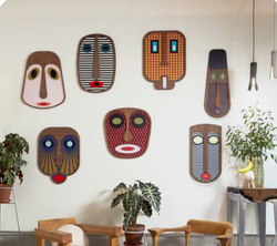 Tribal Mask 4